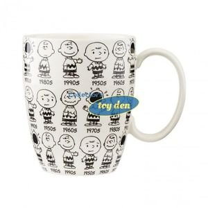 Peanuts-65th Anniversary Charlie Brown Mug