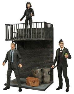 Gotham TV - Diamond Select Series 1 Set of 3 pieces Action Figures