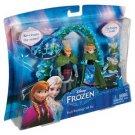 Disney Frozen Anna & Kristoff Doll Troll Wedding Gift Set