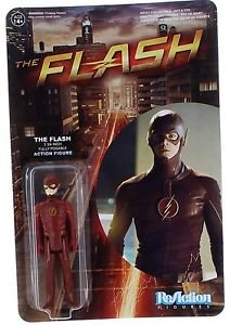 The Flash TV - The Flash ReAction 3 3/4-Inch Retro Action Figure