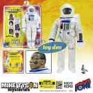 Mike Tyson Mysteries-Mike Tyson Astronaut 8-Inch Action Figure with Pigeon