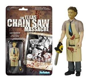 Texas Chainsaw Massacre - Leatherface ReAction 3 3/4-Inch Retro Action Figure