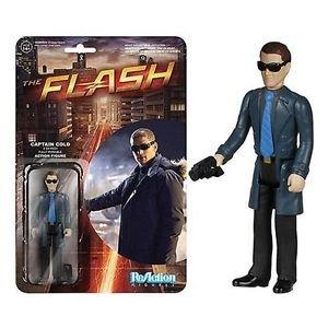 The Flash TV - Captain Cold ReAction 3 3/4-Inch Retro Action Figure