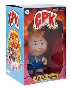 Garbage Pail Kids Adam Bomb 10 Inch Vinyl Figure