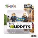 Muppets - Series 2 Statler & Waldorf 2 pack Minimates Action Figures
