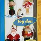 Family Guy - Boxed Set of 5 3D Mini Ornaments