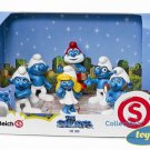 Smurfs - 6 Vinyl Figures Boxed Set