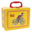 Curious George - Tin Keepsake Box with Latch
