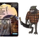 """Nightmare Before Christmas - Wolfman ReAction 3 3/4"""" Retro Action Figure"""