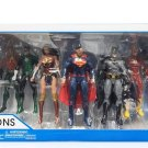 DC Rebirth Justice League of America 7-Pack Action Figure Boxed Set