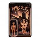 "Metropolis-Maria Gold 3.75"" Reaction Retro Action Figure"