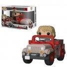 Jurassic Park - Park Vehicle POP! Ridez Vinyl Figure Set