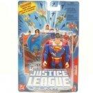 Justice League Unlimited Ripped Suit Superman Action Figure