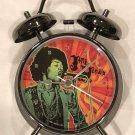 JIMI HENDRIX TWIN BELL ALARM CLOCK