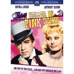Heller In Pink Tights (1960) - Widescreen Edition (new!)