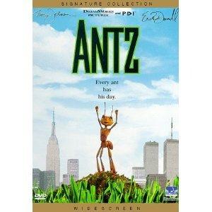Antz (1998) - Widescreen Signature Collection Edition