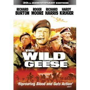 The Wild Geese (1978) - Widescreen 30th Anniversary Edition