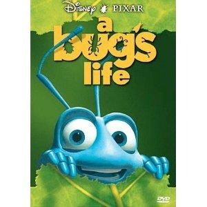 A Bug's Life (1998) - Full Screen & Widescreen Version