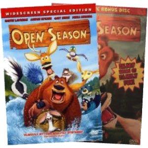 Open Season 2006 2 Disc Widescreen Special Edition