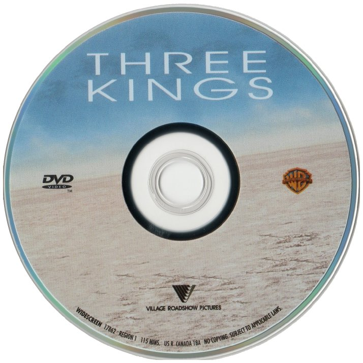 Three Kings (1999) - Widescreen Edition