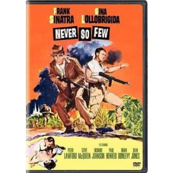Never So Few (1959) - Widescreen Edition