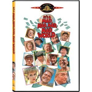 It's A Mad Mad Mad Mad World (1963) - Widescreen Edition