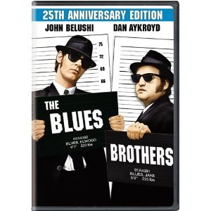 The Blues Brothers (1980) - Widescreen 25th Anniversary Double-sided Disc Edition