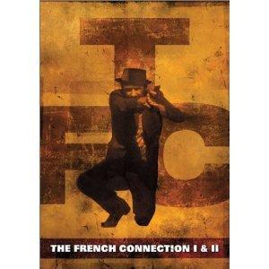 The French Connection (1971) & The French Connection II (1975) - 3-disc Widescreen Boxed Set