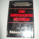The Montmartre Murders: A Novel by Richard Grayson