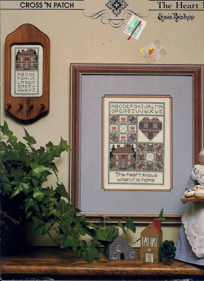The Heart Knows Cross Stitch