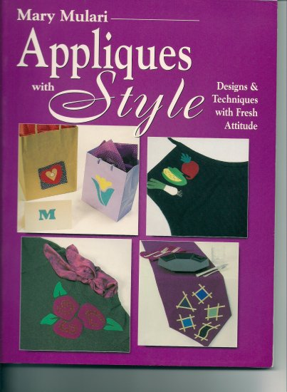 Appliques with Style