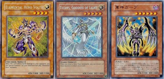GS Set  - E Hero Voltic (For use in Yugioh Online 2 ONLY)