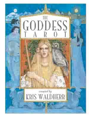 Goddess Tarot Deck of Cards