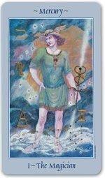 Celestial Tarot Deck of Cards