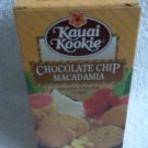 Hawaiian Home Style Cookies - Kauai Kookie - Chocolate Chip Macadamia