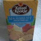 Hawaiian Home Style Cookies - Kauai Kookie - Macadamia Nut Shortbread