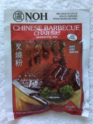 NOH foods of Hawaii - Chinese Barbecue Char Siu seasoning mix