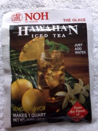 Traditional Hawaiian Iced Tea mix - 2 packs