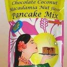 Hawaii Pancake Waffle Mix - Chocolate Coconut Macadamia Nut