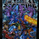Last Planet Standing - Marvel Trade Paperback