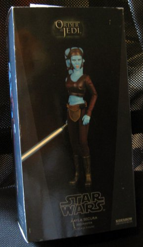 Aayla Secura - Order of the Jedi - Sideshow Toys - SDCC Exclusive