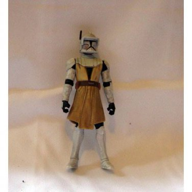 Obi Wan in Clone Armor - Clone Wars Animated Series