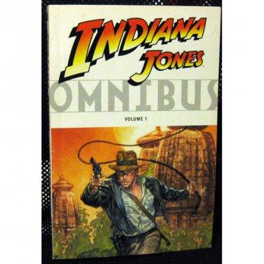 Indiana Jones Omnibus Volume 1 - Darkhorse Comics