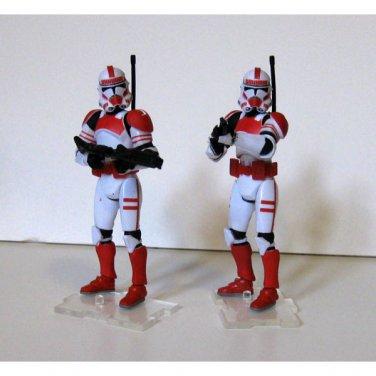 Clone Shock Trooper - Star Wars Revenge of the Sith Skirmish in the Senate