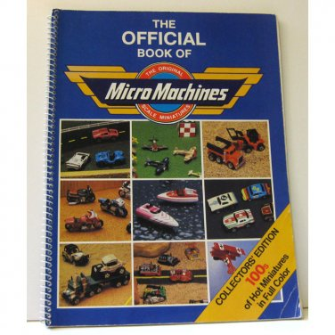 The Official Book of Micromachines