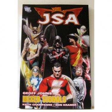 JSA Mixed Signals - DC Comics Trade Paperback