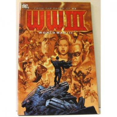 World War III - DC Comics Trade Paperback