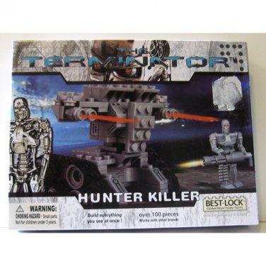 Terminator Hunter Killer - Best Lock Construction Toy