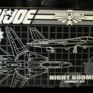 G.I. Joe Night Force Night Boomer - Nocturnal Fire G.I. Joe Con Club Exclusive