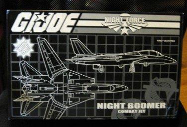 G.I. Joe Night Force Night Boomer - Nocturnal Fire G.I. Joe Con Club Exclusive